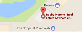Map - Bobby Moreno